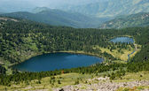 Karacol lakes, Altai, Russia — Stock Photo