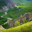 Yakutia, wild mountain landscape — Stock Photo #20103205