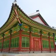 Gyeongbokgung palace in Seoul, Korea — Stock Photo #31905171