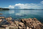 Japan sea, Primorye, seascape — Stock Photo