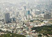 Seoul city of Korea — Stock Photo