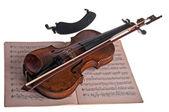 小提琴 — 图库照片