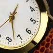 Wrist watch close-up — Stock fotografie
