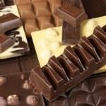 Assorted chocolate — Stock Photo #12096489