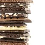 Assorted chocolate — Stock Photo #12836085