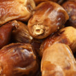 Dried dates close-up — Stock Photo #13710543