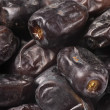 Dried dates close-up — Stock Photo #17010309