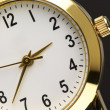 Close-up di orologio da polso — Foto Stock