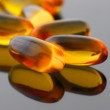 Fish oil capsules - 