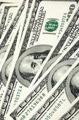 Hromadu peněz — Stock fotografie