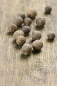 Allspice close-up — Stock Photo