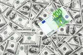 Pengar bakgrund — Stockfoto