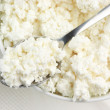 Cottage cheese close-up — Stock Photo #29228339