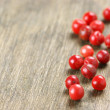 Pink peppercorn close-up — Stock fotografie