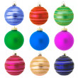 Christmas baubles — Stock Photo #35817389