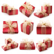 Gifts set — Stock Photo #35896011
