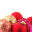 Christmas baubles — Stock Photo #35896041