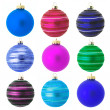 Christmas baubles — Stock Photo #36089011