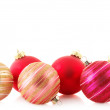 Christmas baubles — Stock Photo #36089075