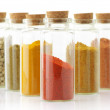 Spices in bottles — Stock Photo #36484191