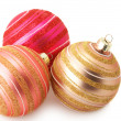 Christmas baubles — Stock Photo #36484209
