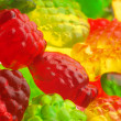Colorful candy close-up — Stockfoto