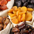 Dried fruits — Stock Photo #40198639