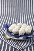 Coconut candies — Stock Photo