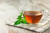 чай кубок — Стоковое фото