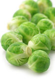 Brussel sprouts — Stockfoto