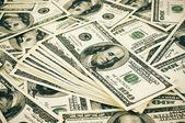 Money pile — Stock Photo
