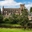 Jedburgh Abbey, Scottish Borders — Stock Photo