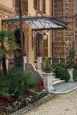 Villa Nobel in San Remo, Liguria, Italy — Stock Photo