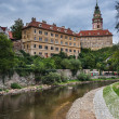 Stock Photo: Cesky Krumlov Castle, Bohemia, Czech Republic