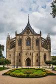 Saint Barbara's Church — Stockfoto