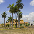Stock Photo: Principal square of Triinidad. Cuba.
