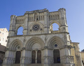 Cathedral of Cuenca — Stock Photo