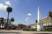 The Plaza de Mayo, Buenos Aires — Stock Photo