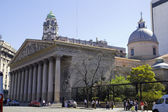 The Buenos Aires Metropolitan Cathedral — Stock Photo