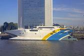 Port of Buenos Aires — Zdjęcie stockowe