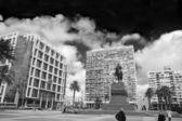 Independence Square. Uruguay — Stock Photo