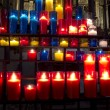 Church candles — Stock Photo #18050679