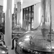 Antique Beer Factory — Stock Photo