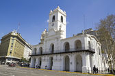 Cabildo budynku, buenos aires — Zdjęcie stockowe