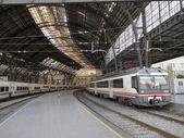 Train station. Barcelona. — Foto Stock