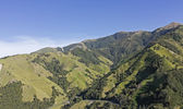 Andes Mountains, Colombia — Stock Photo