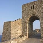 The medieval fortress of Kaliakra. Bulgaria — Stock Photo #19652789