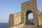 The medieval fortress of Kaliakra. Bulgaria — Stock Photo