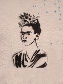 Homage to Frida Kahlo — Stock Photo