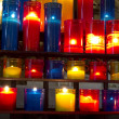 Church candles — Stock Photo #20874499